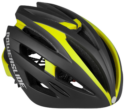 Race Attack casque noir/jaune