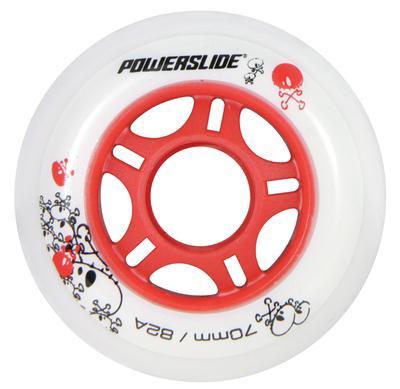 wheel 72mm 82a