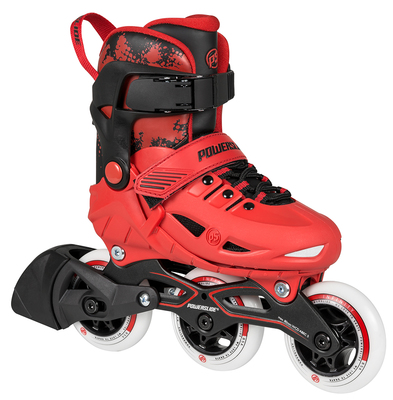 Phuzion  Universe Kids Skate Adjustable Red
