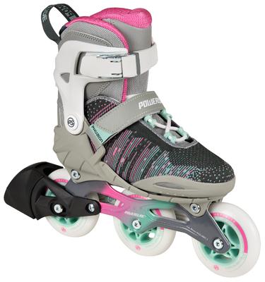Phuzion Kids Skate Adjustable White