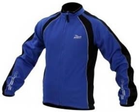 Rogelli Merano Windstopper Jacket Blue