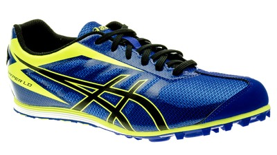 Hyper LD 5 spikes Deep Blue/flash yellow heren