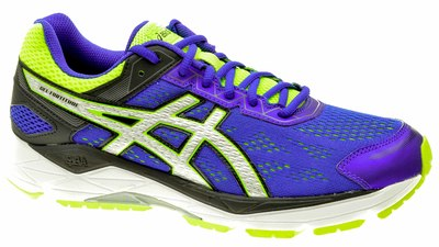 Fortitude 7 (2E-wide) asics-blue/flash-yellow/black