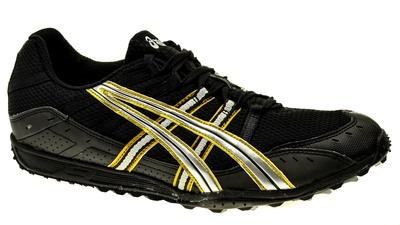 Hyper XC Spikes Heren Black/Lightning/Gold