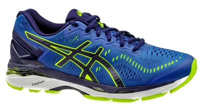 Kayano 23 poseidon/flame-orange/blue-jewel