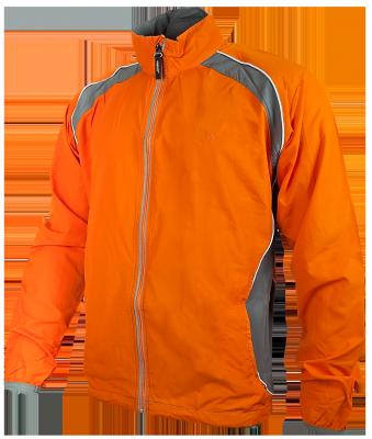 Vest Running orange/grey