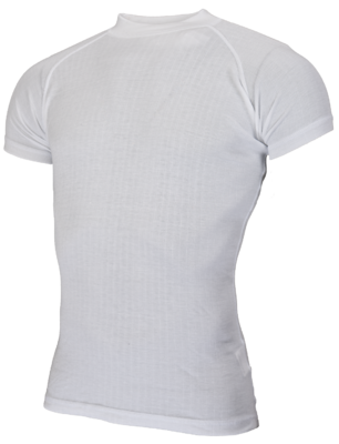 Thermoshirt Heren Wit (korte mouw) 722