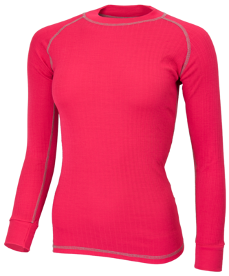 Thermoshirt  Dames Roze (lange mouw) 721