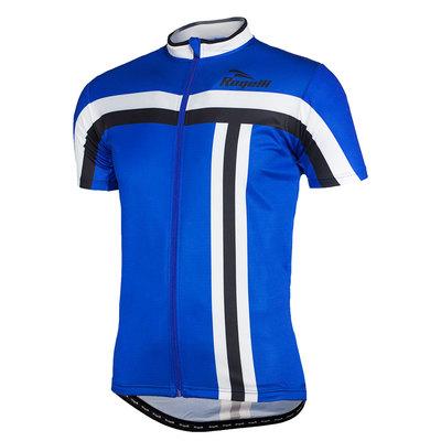 wielershirt korte mouw Brescia blauw