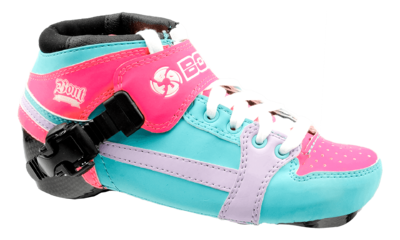 Pursuit Boot Aqua/Pink
