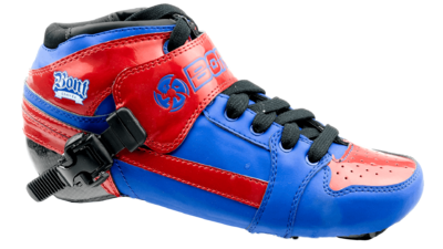 Pursuit Boot Blue/Red