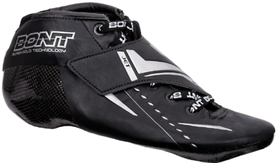 Bont Jet LT (Long Track) Black