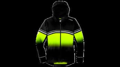 Men's Canopy jacket reflective [nightlife/black]
