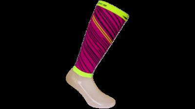 Unisex Fanatic Calfe sleeve [currant/nightlife]