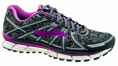 d34ee8ee9e2ca Adrenaline GTS 17 metallic charcoal black purple cactus flower