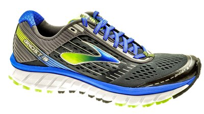 Ghost 9 anthracite/electric-brooks-blue