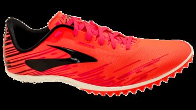 Men's Mach 18 orange/pink/black