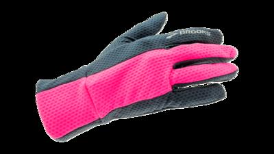 Unisex Pulse Lite gloves [midnight/brite pink]