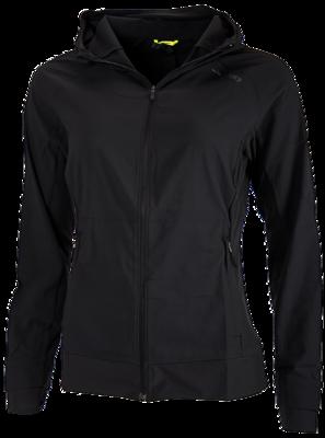 Canopy Jacket Zwart