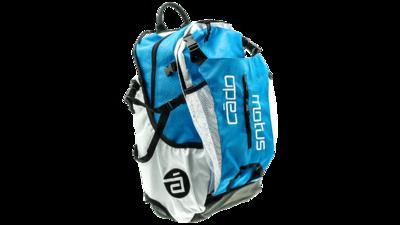 Airflow gear skate skeeler bag - aqua-blue/white 30 L