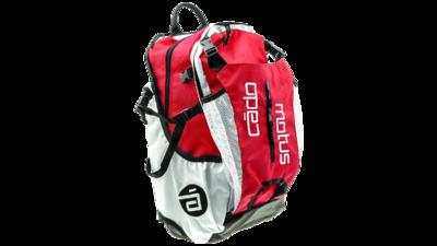 Airflow gear skate skeeler bag - red/white