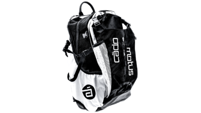 Airflow gear skate skeeler bag - black/white
