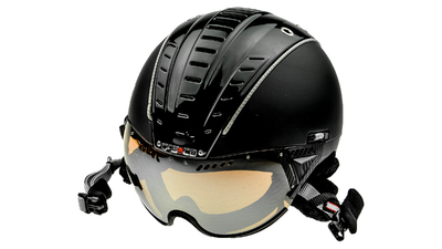 SP-2 Snowball Helm Zwart