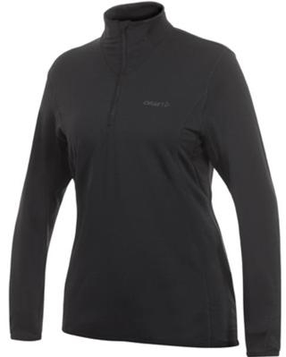 Zip Pullover Bodymapping Woman