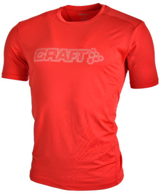 Pro Cool Logo T-Shirt Rood