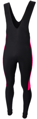 Thermo Collant Colorblock Zwart/Roze