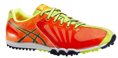 Cross Freak Spikes Orange Flame