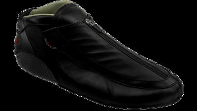Helium schaatsschoen zwart