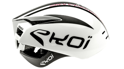 Aerodynamic CXR15 white/black gloss