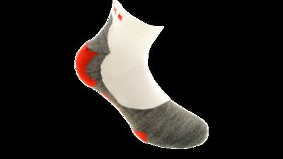 RU5 SHORT - RUN white/grey [women 16730-2020]
