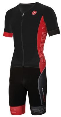 Free Sanremo Tri Suit SS Black Men