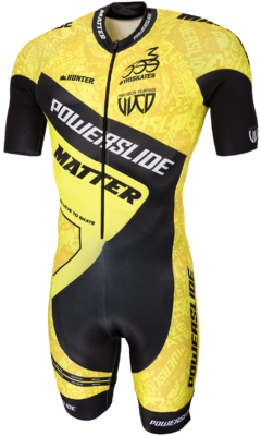 Skeelerpak World Yellow/Black 2017