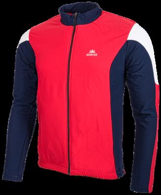 Endurance Thermo Jack (marine/rood/wit))