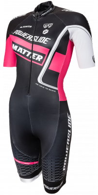 skeelerpak World Ladies Roze