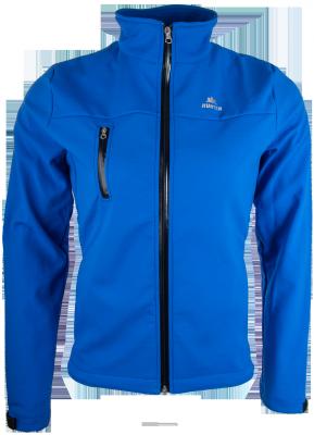 Soft Shell Jacket Blue