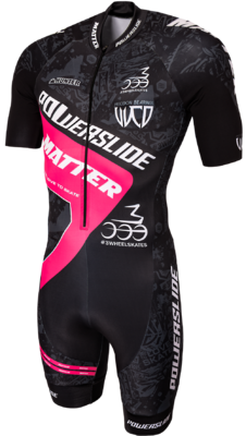 Skeelerpak World Black/Pink 2017