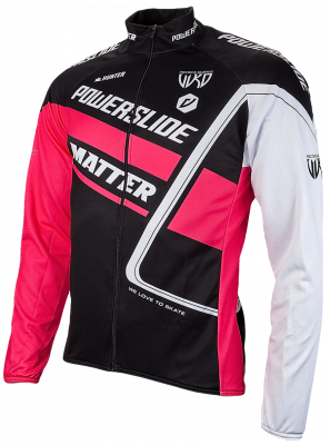Race Jersey World Team roze