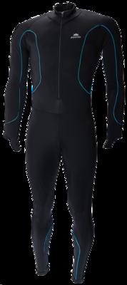 Speedpak lycra Pro with cap Black/Blue