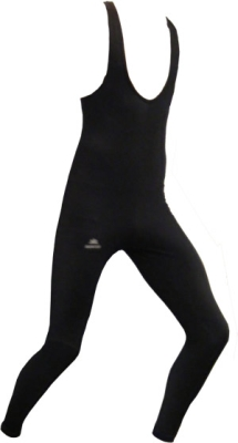 Thermo dungarees with Kevlar Black