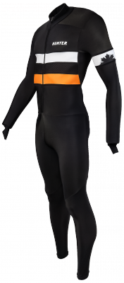 Thermopak RTR Retro Black Oranje