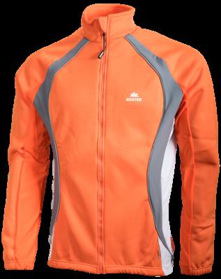Windtex Jacket Orange / Anthracite / Grey