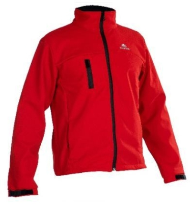 Soft Shell Jacket Red