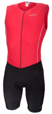 Power Trisuit Red