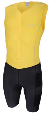 Power Trisuit Yellow