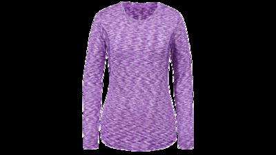 Women's running top - HAVEN [purple/violet]