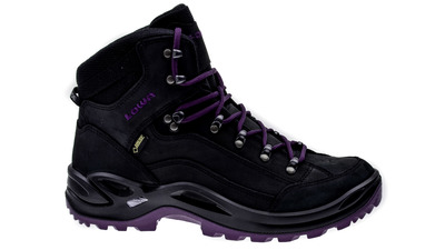 Renegade GTX Mid black/blackberry